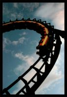 Roller Coaster I by Sound-in-Psylence