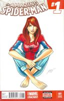 Mary Jane Watson by emmvill