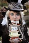 i am the mad hatter by HeidiCrimYoungblood