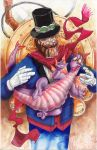 Figment and Dreamfinder by KileyBeecher