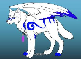 Wolf-Make OC- Lily by Coraline15
