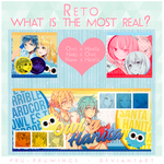[Reto] What is the most real? by Pru-PruWings