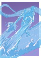 Iceman by Juggertha