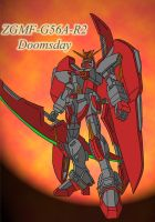 Doomsday Gundam - outdated by RazorTheRed