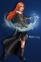 Ginny - Reducto by Scorch-D