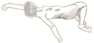 A Life Drawing by Daisuke-Paster