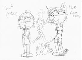 weather siblings by evilkenny4