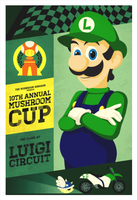 Luigi Circuit by Indy-Lytle