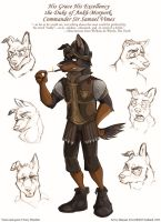 Vetinari's Terrier by crewwolf