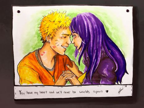You're part of my entity, here for infinity by Ly-s