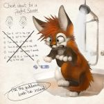 EF Diary: Shower by Silverfox5213