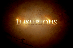 Luxorious by RebeckaVigil