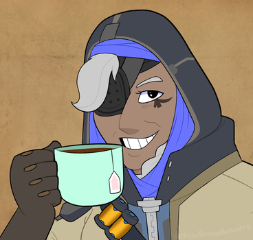 Overwatch - How About a Nice Big Cup... by itsaaudra