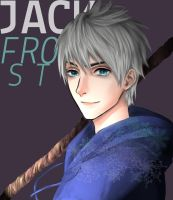 Jack Frost by WhackThatAlice