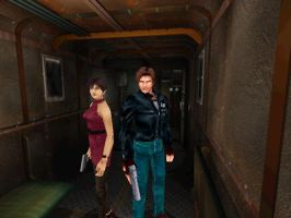 Resident Evil 2 Screenshot by Yokoylebirisi