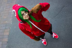 Gumi - Cute Face by MissyMiscomCosplay