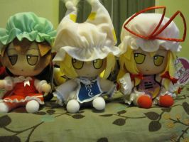 The Yakumo family group shot by jay421501