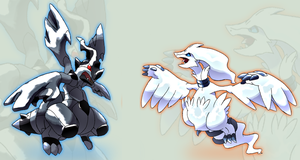 BW Legendaries by Randomanager