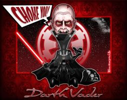 The Darth Vader concept! by Emanpris