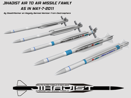 Jihadist Missile Family by Stealthflanker
