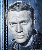 Steve MacQueen by JoelRemy222