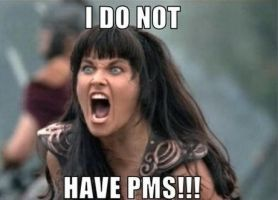 What we all thought of Xena... by CelestialSaturn44