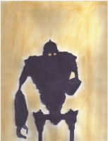 The Iron Giant by Jamie-Angeles