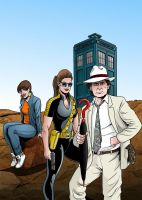 The Seventh Doctor by MikeMcelwee