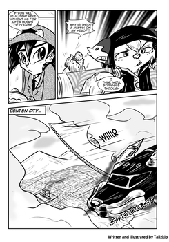 Engine 999 Webcomic Series - CH5PG7 by Tailzkip
