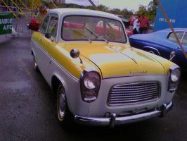 1954 Ford Anglia 100E by Mister-Lou