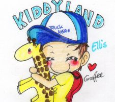 Kiddyland Ellis by PrincessBlackRabbit