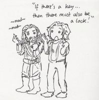 When Sammy Met Fili by blackbirdrose