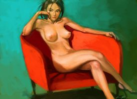 nude 21oct2009 by cuson