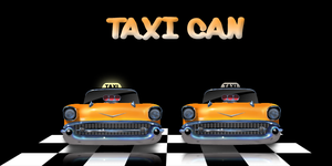 Taxi Can by smoovie