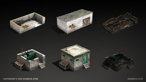 Inductor and Shed by ogami3d