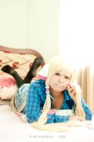 Chii of Chobits 08 by jyh