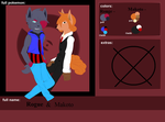 pkmn-school-demise - Application - Two tricky foxe by caseVIRUS