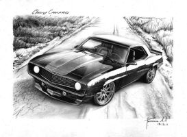 Camaro by sanchez567