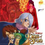The King of Fon final cover by Melchman