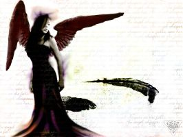 All Angels Are Lost by giyvin