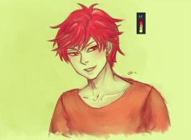 Mikorin by littleWildviolet