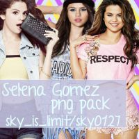 Selena Gomez Png Pack by sky0127