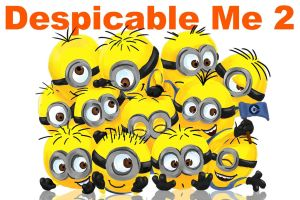 Despicable Me 2 by MonicaWhek