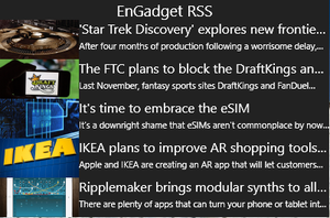 EnGadget RSS by tr3g0r