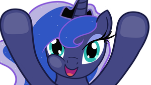 Squishy Squishy Luna by Amberbass