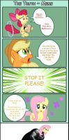 the truth meme by Silverthe-Dragon
