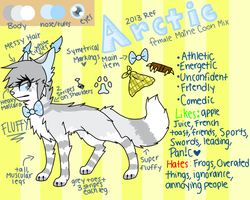 Arctic Refrence 2013 by cIiche