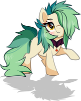 {MLP} Here is the floof by Susouris