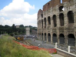 Rome 03 by neverFading-stock