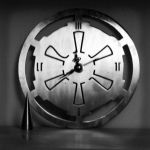 Star Wars Imperial Clock by tomtom1985